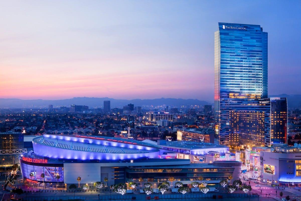 JW Marriott - Ritz Carlton LA Live