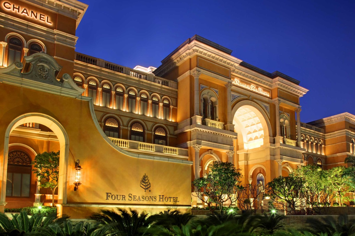 Four Seasons Hotel Macau